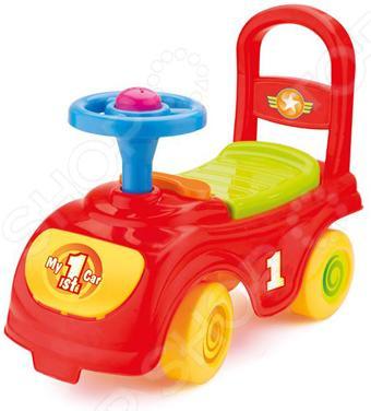Машина-каталка Dolu «Мой первый автомобиль»