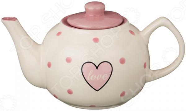 Чайник заварочный Agness «Love» 584