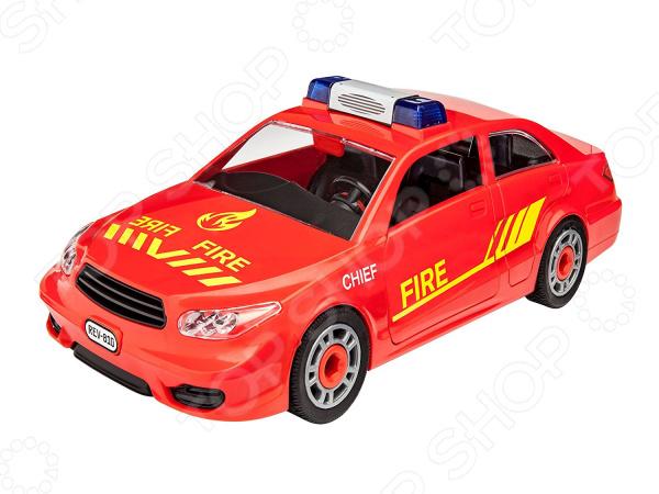 Сборная модель автомобиля Revell «Пожарная легковая машина»