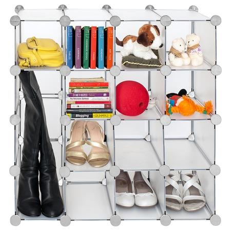 Купить Стеллаж для обуви Tatkraft Smart Cube