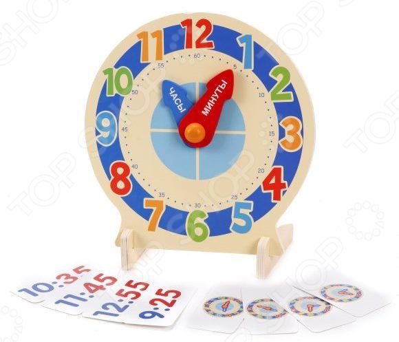 Игра развивающая Mapacha «Изучаем время»