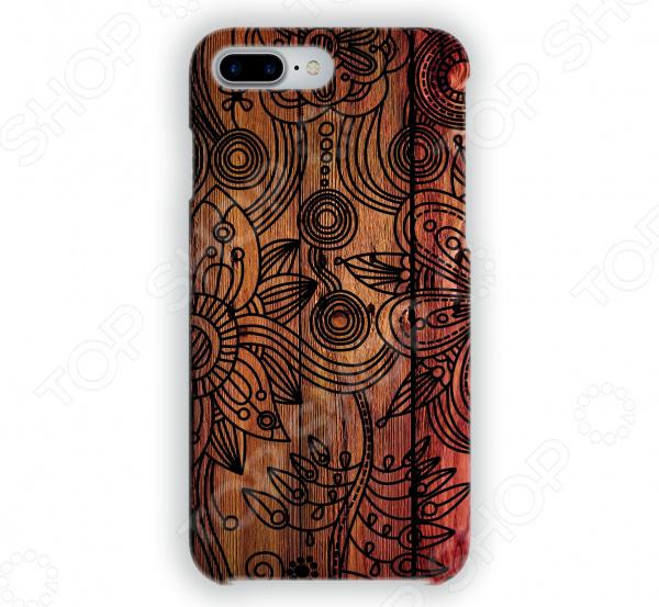 Чехол для iPhone 7 Plus Mitya Veselkov «Этно на древесном» стоимость