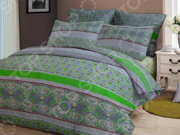 Комплект постельного белья МарТекс «Нежный шепот»