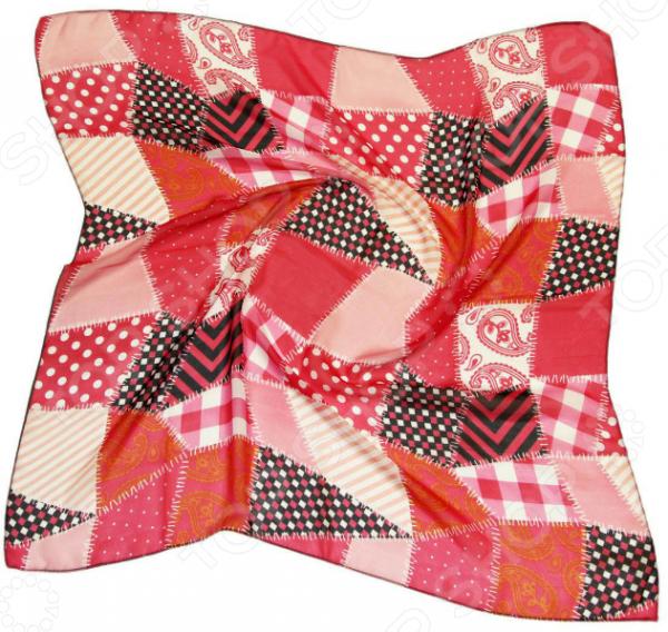 Платок Bona Ventura PL.M-PLP.N.4 недорогой платок на шею для женщин