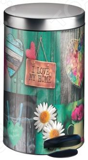 Ведро для мусора Meliconi «Мой дом» ведро для мусора meliconi любимцы