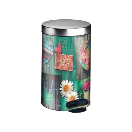 Купить Ведро для мусора Meliconi «Мой дом»