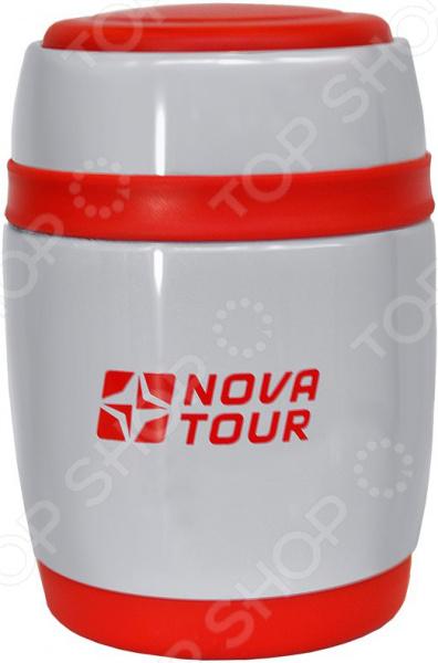 Термос вакуумный NOVA TOUR «Ланч 380»