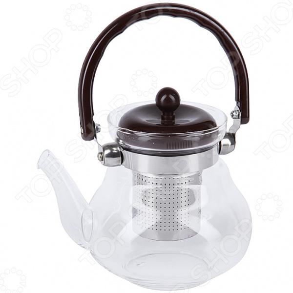 Чайник заварочный Rosenberg RGL-250024 чайник заварочный rosenberg rgl 250019 1 1l