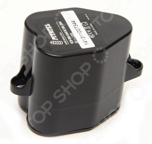 Аккумулятор для пылесосов Pitatel VCB-008-KAR.RC300-20M, Ni-Mh 6V 2 Ah это современная и компактная батарея для вашего помощника, который помогает вам в уборке. Данная модель отличается высокой скоростью самозарядки, так что беспокоится о том что ваш дом долгое время не будет убранным, не стоит.   В идеале для продолжительного хранения без эксплуатации, необходимо полностью разрядить Ni-Mh во время работы и, после извлечения, сберегать в сухом тёплом месте обязательное условие .  Этот вид аккумуляторов характеризуется экзотермичностью при зарядке они заметно греются .  Продолжительное хранение этих аккумуляторов без эксплуатации отрицательно сказывается на их технических характеристиках. Аккумулятор этого типа пользуются большой популярностью у производителей строительных инструментов,а также в производстве техники для дома, потому что отличаются надёжностью, хорошо работает при предельно больших температурах, будет ли это жаркая погода, или же заморозок. Ещё он может обеспечить питание большими токами. Внимание! Представленный товар является аналогом следующих моделей: 2.891-029.0. Если ваше устройство поддерживает одну из них, то вам подойдет и данный аккумулятор.