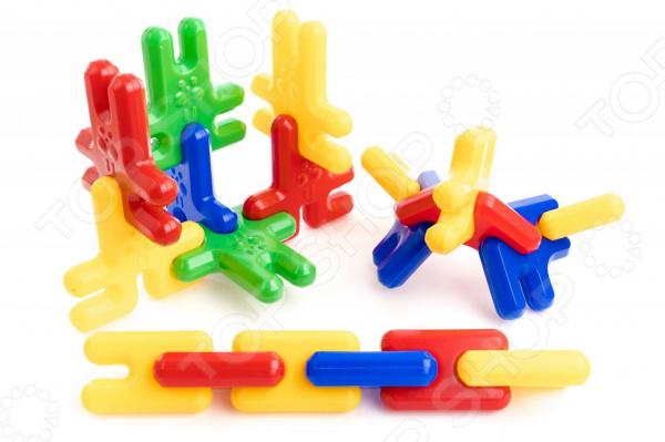 Игра развивающая для малыша Пластмастер «Зайка-собирайка»