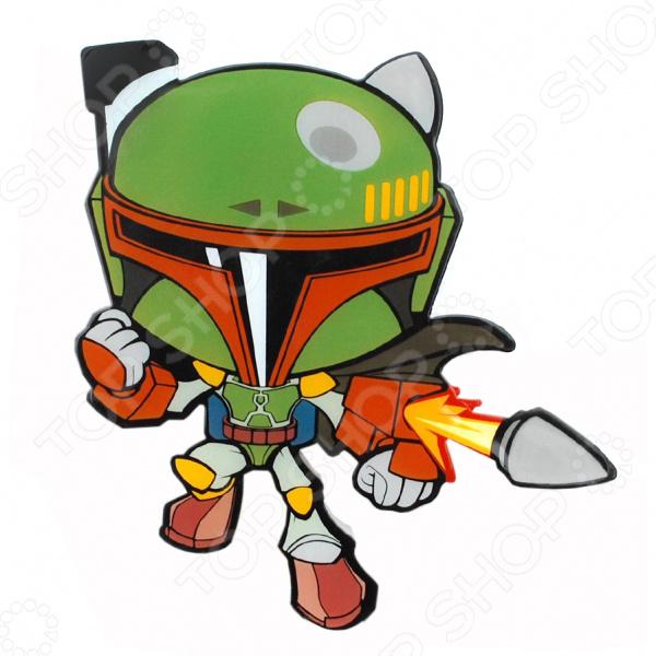 Пробивной светильник 3DlightFX Star Wars Boba Fett