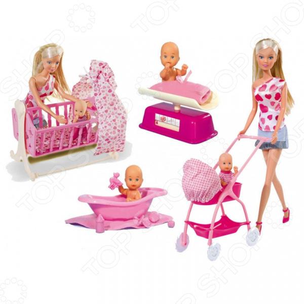 Кукла штеффи с малышом Simba 5730861
