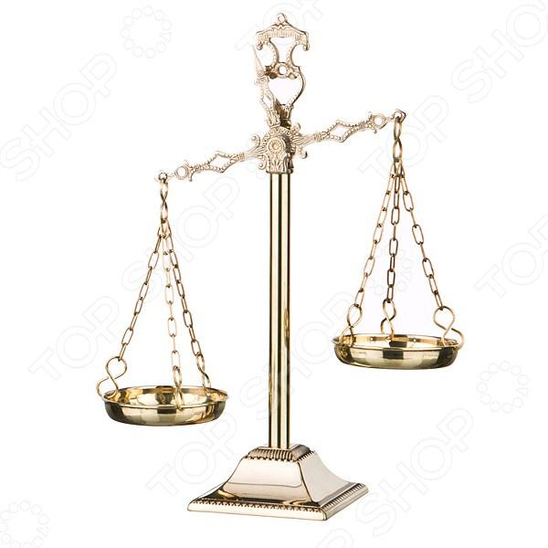 Фигурка декоративная Stilars «Весы» 333-078 stilars фигурка kyla 9 см
