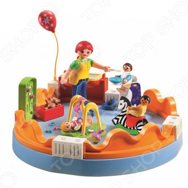 Конструктор игровой Playmobil «Детский сад: Группа детского сада»