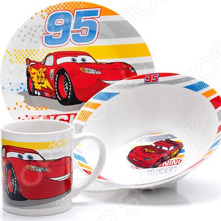 Набор детской посуды Mayer&Boch Disney «Тачки»