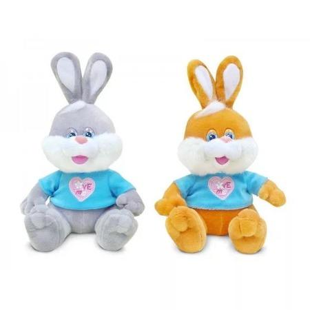 Купить Мягкая игрушка со звуком Bradex «Зайчик». В ассортименте