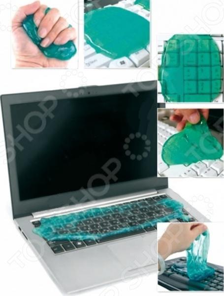 Очиститель клавиатуры Bradex «Лизун»