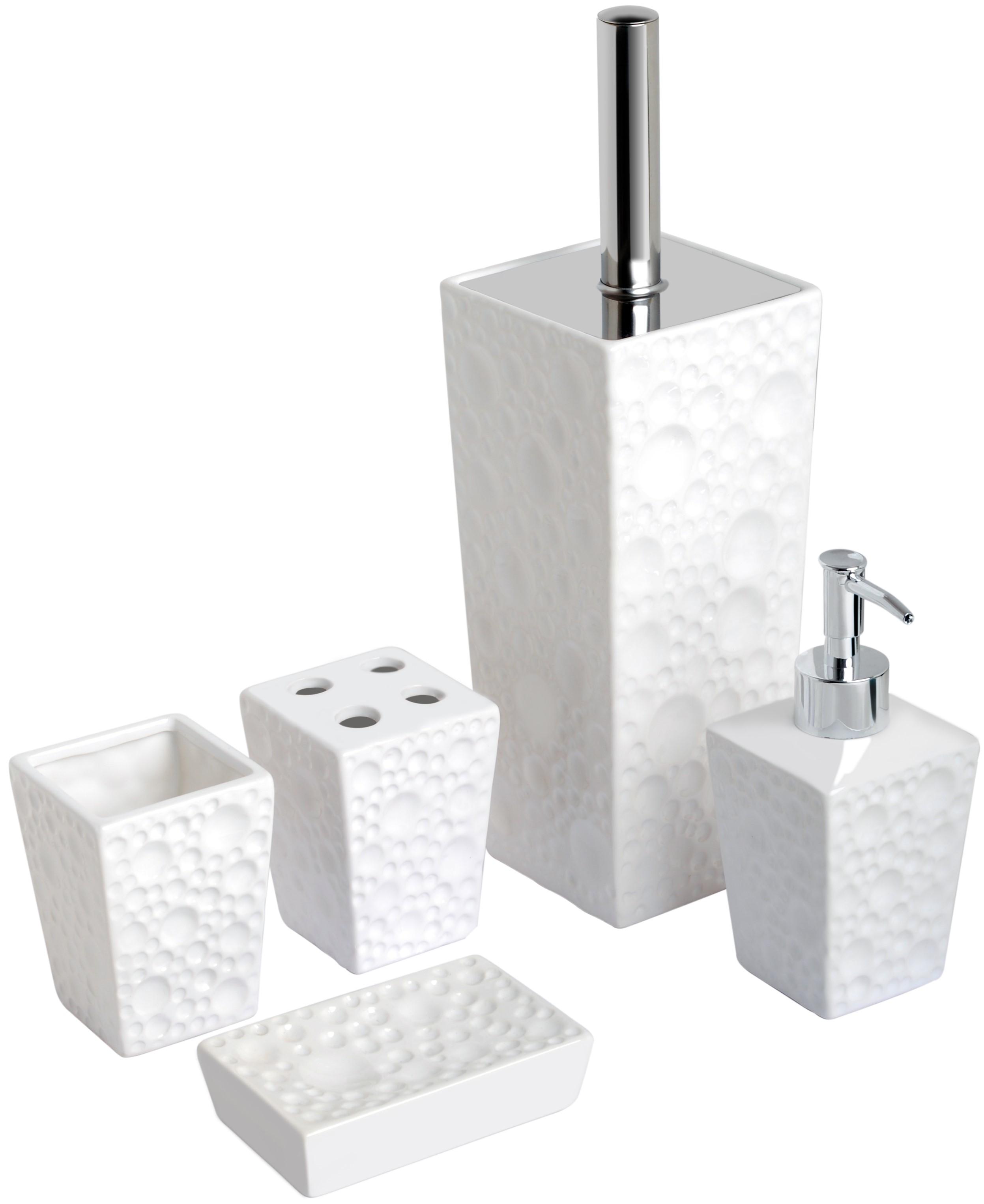 Набор аксессуаров для ванной комнаты Bayerhoff BH-123