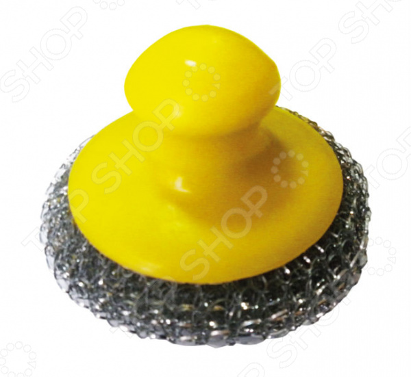 Фото - Мочалка для посуды Хозяюшка «Мила» 02015 мочалка для посуды хозяюшка мила стальная 2 шт