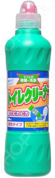 Чистящее средство для унитаза Mitsuei 030017 glorix чистящее средство для пола деликатные поверхности 1л