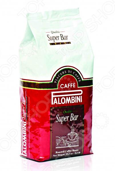 Кофе в зернах Palombini Super Bar