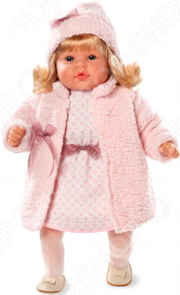 Кукла интерактивная Arias Т59804
