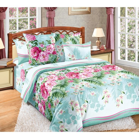 Купить Комплект постельного белья Белиссимо «Тропикана»