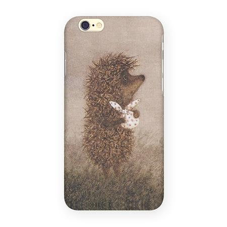 Купить Чехол для iPhone 6 Mitya Veselkov «Ежик с котомкой»