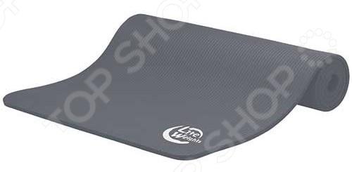 Коврик для йоги и фитнеса Lite Weights 5410LW коврик для йоги и фитнеса profi fit 6 мм стандарт серый