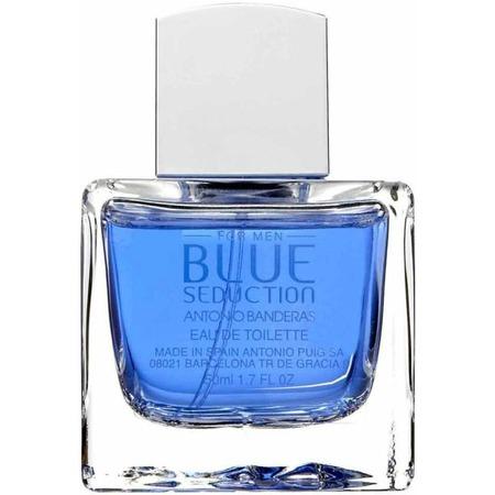 Купить Туалетная вода для мужчин Antonio Banderas Blue Seduction
