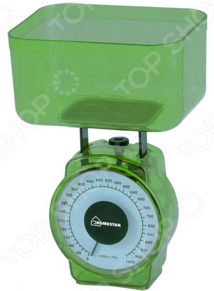 Весы кухонные Homestar HS-3004М