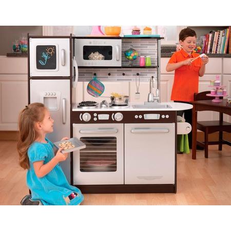 Купить Кухня детская с аксессуарами KidKraft «Эспрессо»