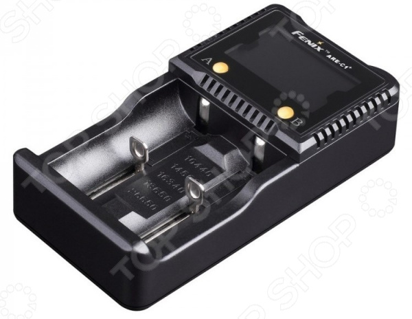 Устройство зарядное для аккумуляторов Fenix ARE-C1+ устройство зарядное для аккумуляторов fenix are x2