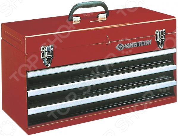 Ящик для инструментов King Tony KT-87401-3