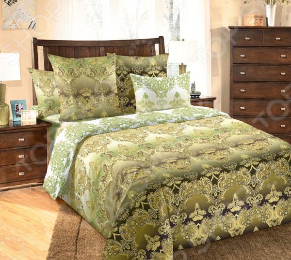 Комплект постельного белья Белиссимо «Перелив». 2-спальный