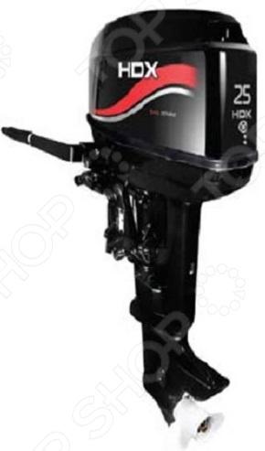 купить Лодочный мотор 2-х тактный HDX T 25 FWS недорого