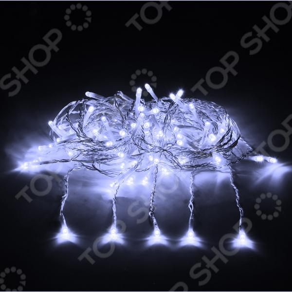 Электрогирлянда VEGAS «Занавес» 55019 электрогирлянда vegas занавес 55026