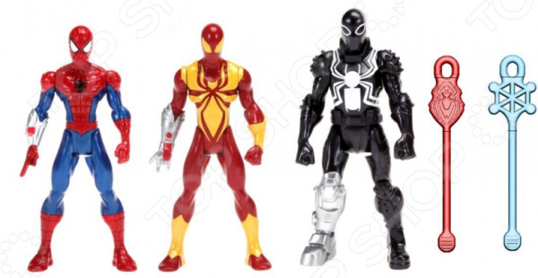 Игрушка-фигурка Hasbro «Боевые фигурки Человека-Паука». В ассортименте