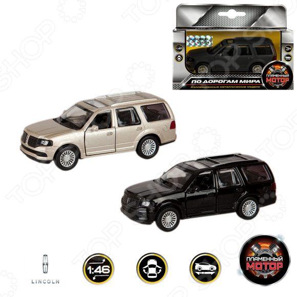Модель автомобиля 1:46 Lincoln Navigator