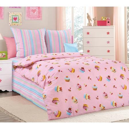 Купить Детский комплект постельного белья Бамбино «Сластена»