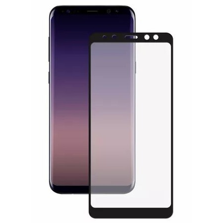 Стекло защитное 2.5D Media Gadget для Samsung Galaxy A8 Plus 2018