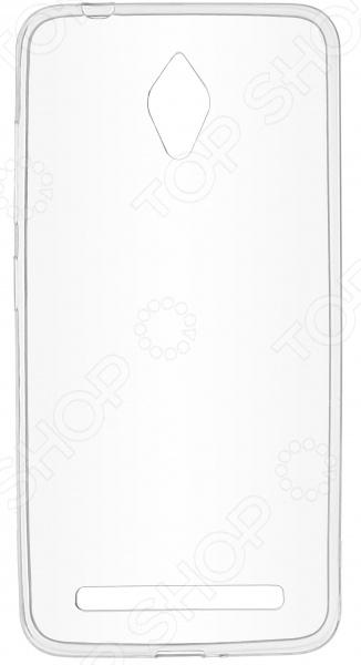 Чехол защитный skinBOX 4People slim для ASUS ZenFone Go ZC451TG