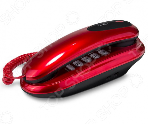 Телефон Texet TX-236 телефон проводной texet tx 201 белый