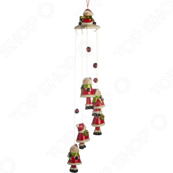 Фигурка декоративная Lefard «Новогодние колокольчики» 156-559 шахова м даркова ю новогодние елки и игрушки