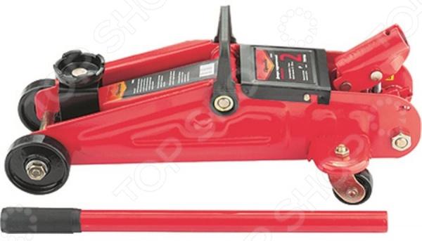 Домкрат гидравлический подкатной SPARTA 510095