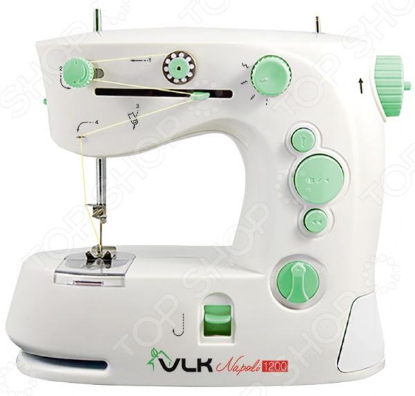 Швейная машина Endever VLK Napoli 1200 швейная машина vlk napoli 2200 белый