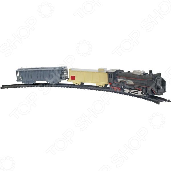Набор железнодорожный 1 Toy «Ретро Экспресс» Т10142