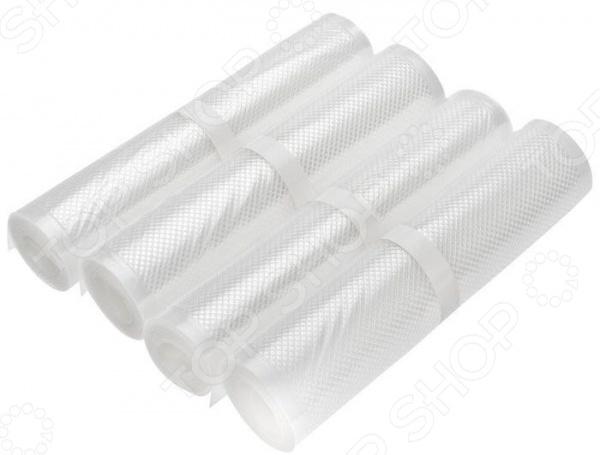 Пакеты для вакуумного упаковщика STATUS VB 20х300-4 пакеты для вакуумного упаковщика status vb 28х36 25