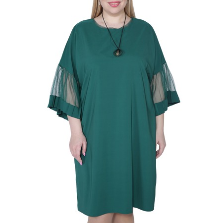 Купить Платье Полное счастье «Донна». Цвет: зеленый