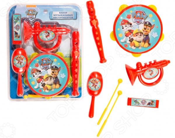 Набор музыкальных инструментов Nickelodeon «Щенячий патруль» цены онлайн